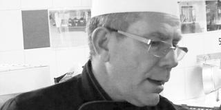 Vincent PERRÉ | Conseiller CULINAIRE et professeur de CUISINE
