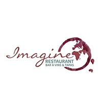 Logo Restaurant Imagine