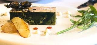 Le foie gras « Castel Marie Louise » | Jérémy COIRIER & Charlotte AUFFRET