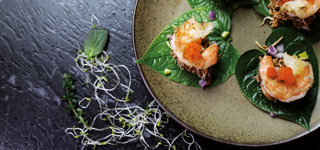 Les fruits de mer de saison pour une cuisine créative   Jeremy Guivarch