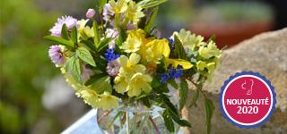 Senteurs printanières Bouquets champêtres pour pâques | Muriel Bouquin