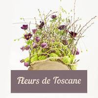Logo Fleurs de Toscane
