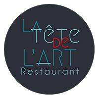Logo Restaurant La tête de l'Art