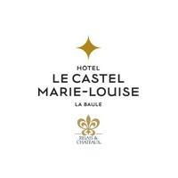 Logo Hôtel Restaurant Le Castel Marie-Louise