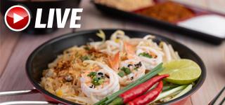 Cuisine du Monde - La cuisine Thaïlandaise aux produits de saison | Karine THIBAUD