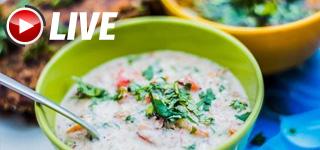 Cuisine du Monde - La véritable cuisine Indienne | Karine THIBAUD