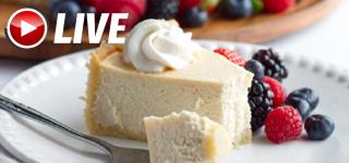 webinaire : Comment diversifier vos recettes en pâtisserie ? Diversifiez vos matières premières !   Elisa Cloteau