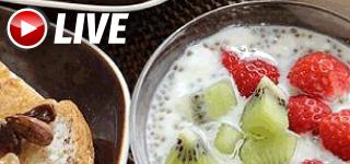webinaire : Le petit déjeuner : un repas très important pour maîtriser son poids Comment réussir un petit déjeuner équilibré ?   Hélène Houdré