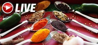 Les Epices en cuisine : diversifier et enrichir vos préparations | Karine THIBAUD