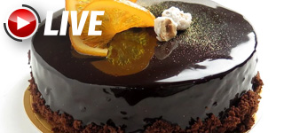 Hommage au chocolat | Valérie Malard