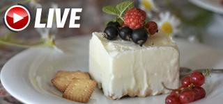 Dessert gourmand glacé pour les fêtes | Valérie Malard